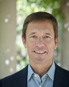 Mark R. Tercek; President and Chief Executive Officer of The Nature Conservancy, photographed at the Conservancy's Worldwide headquarters in Arlington, Virginia (August 17th, 2011).